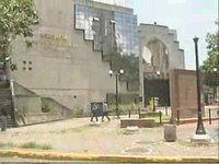 Mezquita que sufrió el ataque de los chavistas
