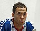 Atleta cubano Osmany Juantorena, nieto de Alberto Juantorena