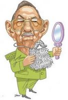 Raúl Castro Ruz heredero de su hermano mayor Fidel Castro