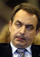 El rostro del verdadero Zapatero