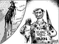 Ahmadineyad, uno de los cartógrafos de la muerte