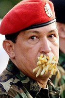 Hugo Chávez «Fries»