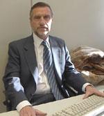 Embajador de Israel Víctor Harel