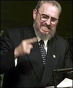 Dictador cubano