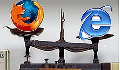 IE7 vs Firefox
