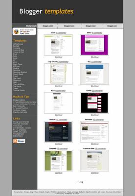BloggerTemplates