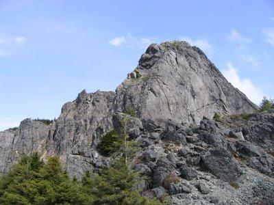 Haystack at Mt. Si