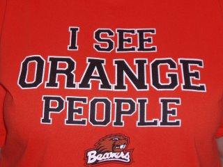 I see Orange People (c) KR Silkenvoice 2006
