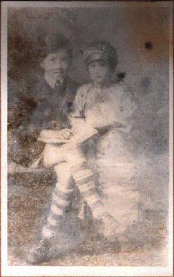 Lim Kok Ann and Sister Mimi