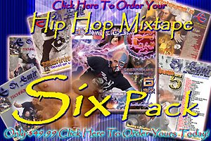 Free Hip Hop Music Mixtape- Get This Mixtape Free with six pack mixtape offer