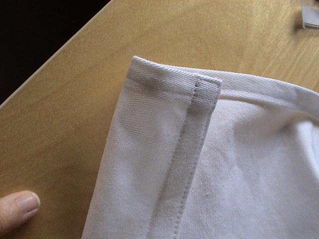 Mon journal de couture stores bateaux - Faire un ourlet de rideau a la main ...