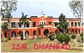 indian school of mines - ISM dhanbad