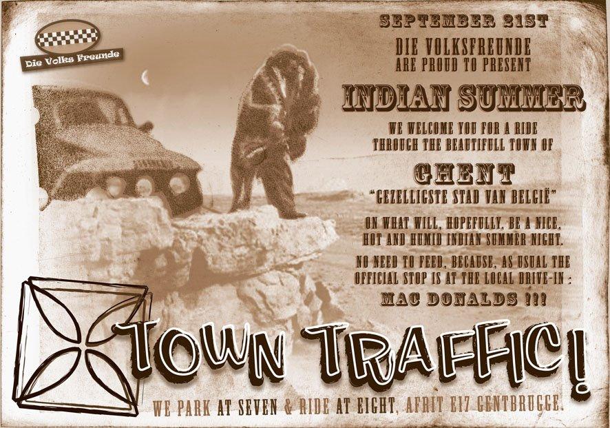 X-Town Traffic