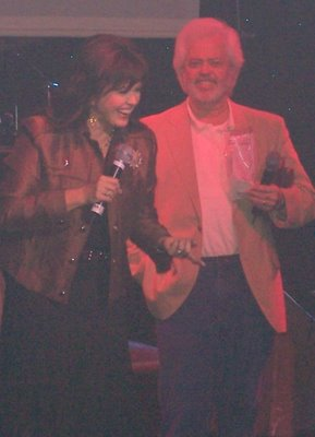Marie and Merrill Osmond