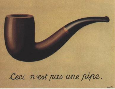 Ben, non, ce n'est vraiment pas une pipe !