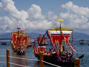 Semporna Lepa Regatta Boat Race