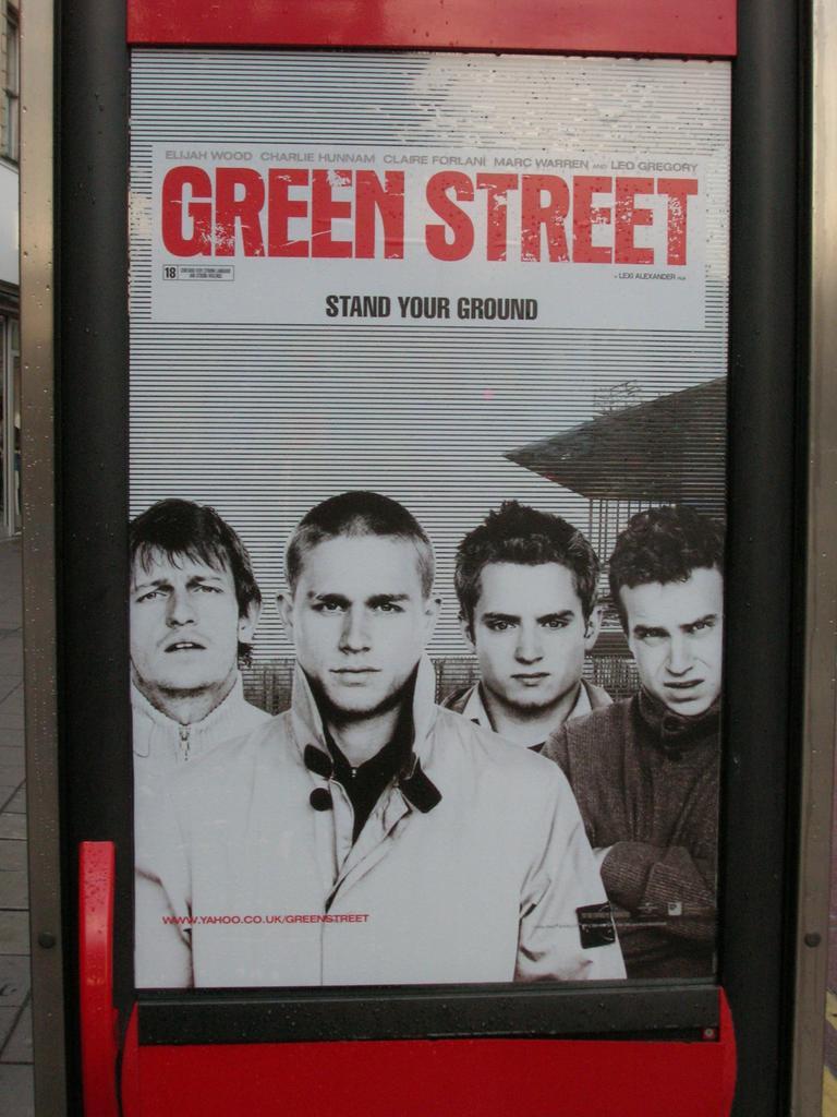 major green street