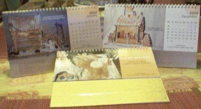 FREE 2006 Desktop Calendar