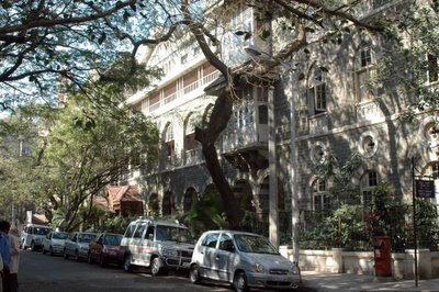 Cathedral & John Connon School, Mumbai, Copyright Hasnain Chinwalla