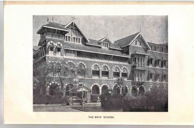 Cathedral Boys School 1958