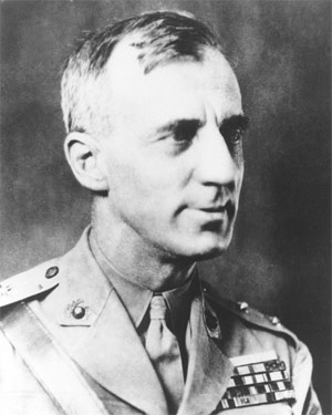 Major General Smedley Butler (1881 - 1940)