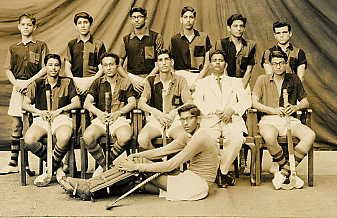 1958 School Hockey 1st Eleven