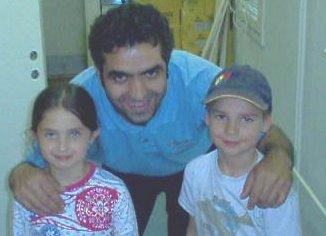 Asha, hashim & samuel