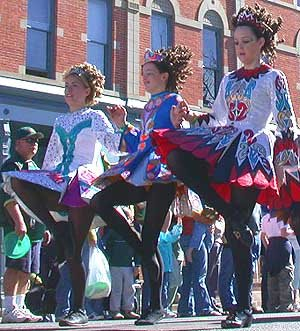 Irish Dancing from the US