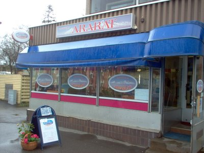 Ararat Restaurant in Raahe