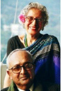 B. G. Verghese and Jamila Verghese