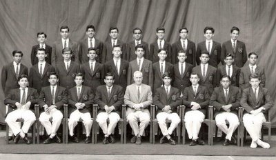 Cathedral School Prefect 1969