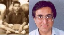 Sudhir Anand, then and now
