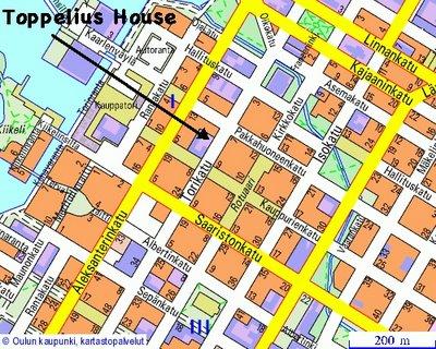 Toppelius House