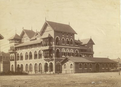 Cathedral School - 1890