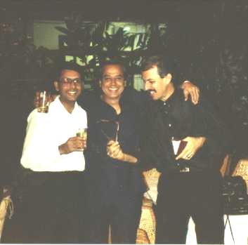 Ooky Elijah Elias, Vijay Nayar, Vijay Shivdasani