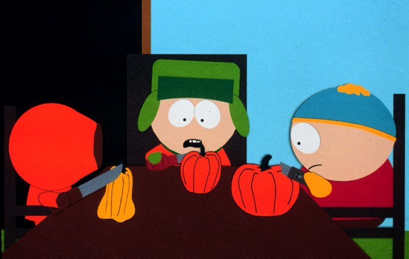 Edward Copeland's Tangents: In praise of South Park
