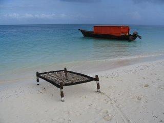 Beach at Kendwa