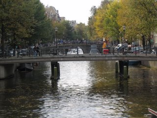 Amsterdam, the city of canals