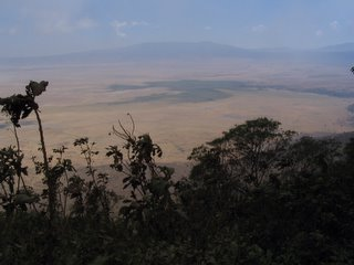 heading into Ngorongoro Conservation Area