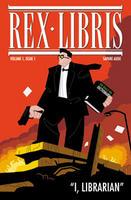 Rex Libris, o Bibliotecário