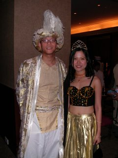 Annual Dinner 2005: Arabian Night
