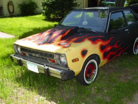 Aba9785 = wacko?: Datsun 120Y
