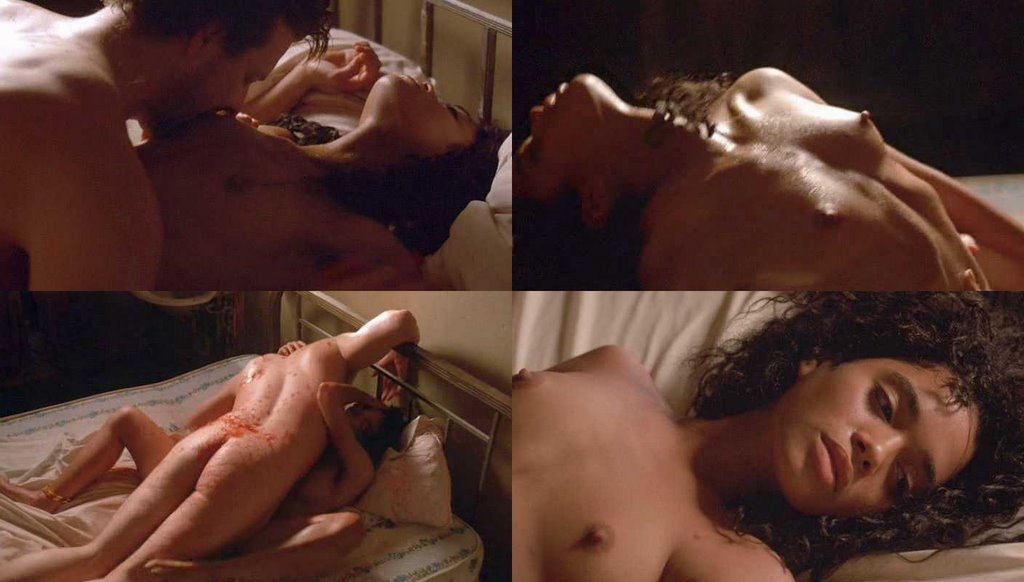 Lisa Bonet Sex Scene In Angel Heart