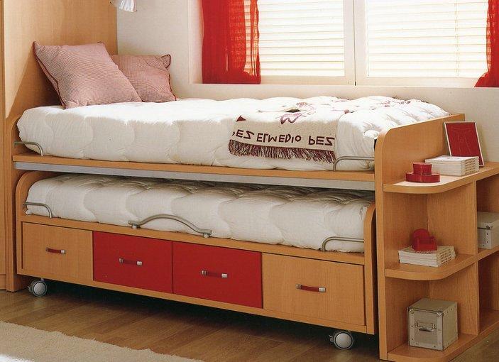 Arconit - Camas con cama debajo ...