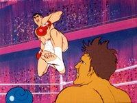 Sawamu, lutando