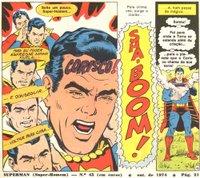 Corisco e Marvel: separados no nascimento?