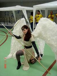 e uma garota fantasiada? Mais que isso, os dois brasileiros foram campeões de um torneio mundial de cosplay, realizado recentemente no Japão