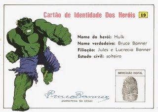 RG do Hulk