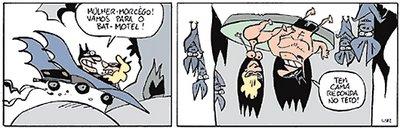 Tira de Fernando Gonsales