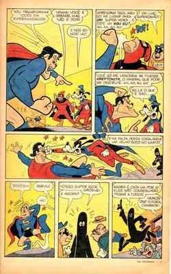 Tome isso, Superomão!